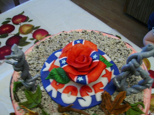 rebel flag cakes - - Yahoo Image Search Results