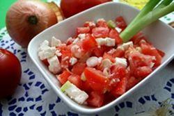 Panera Tomato Mozzarella Salad   Recipe   Tomato Mozzarella Salad ...
