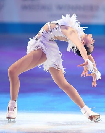 """Shizuka Arakawa @medal winner""""s open 2012"""