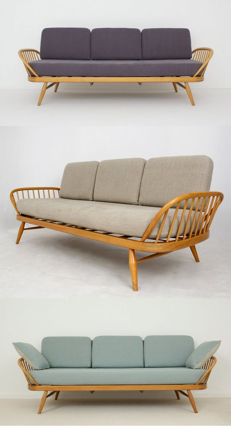 Love Vintage Furniture: ERCOL OBJECTS OF DESIRE : THE 355 STUDIO COUCH