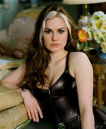 Rogue @ Lost Legends Portrayed by Anna Paquin  The game never got off the ground... *sad*