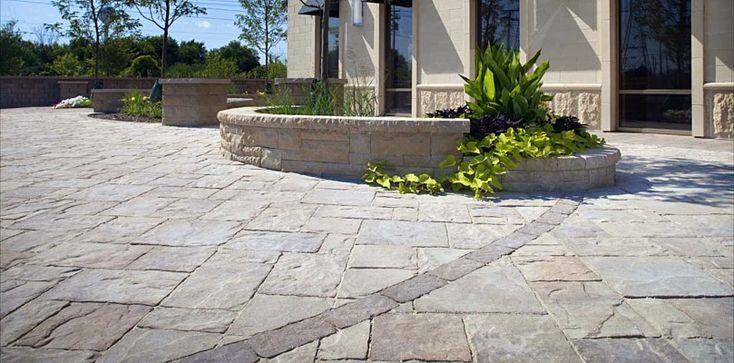 140 Best Images About Block Brick Concrete Pavers
