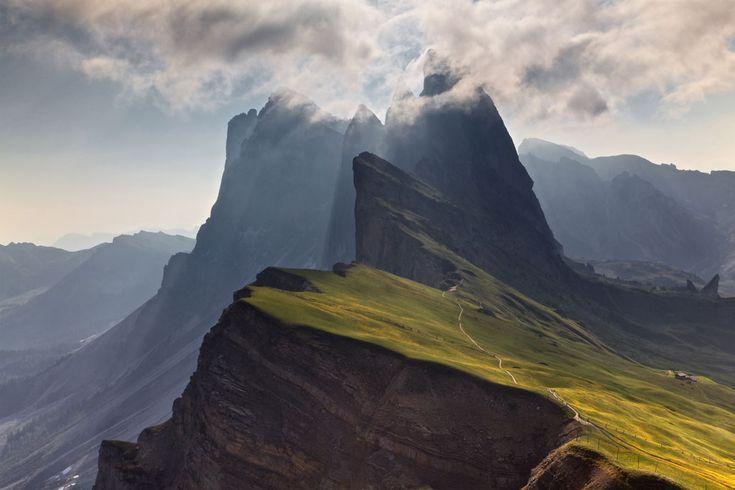 Salei Hut - Passo Sella - 2225 m