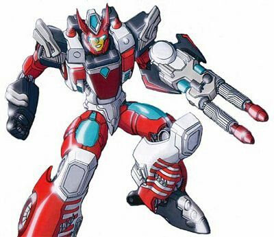 Enough said female Autobot and leader of planet Velocitron. Transformers Cybertron Override