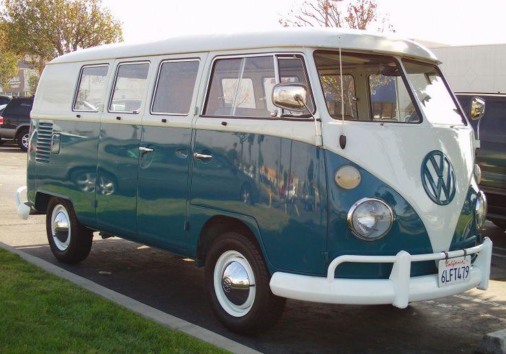 Blue VW Van.: Campers Vans, 1966 Blue, Vw Dreams, White Vw, Vw Buses, Blue Vw, Vw Vans, Dreams Cars, Dreams Vehicles