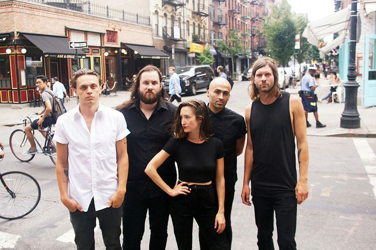 July Talk @ Berlin NYC