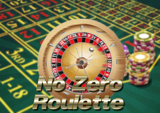 Online roulette with no zero