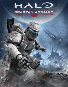 Halo Spartan Assault Game Review: Halo: Spartan Assault is adventure and action video game, set between the events of Halo 3 and Halo 4. Players are required to control the human soldiers Edward Davis and Sarah Palmer as they will have to fight the alien Covenant. The game features twenty five single-player missions, with more content planned to released later.