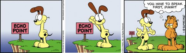 Oh, I just love Odie!