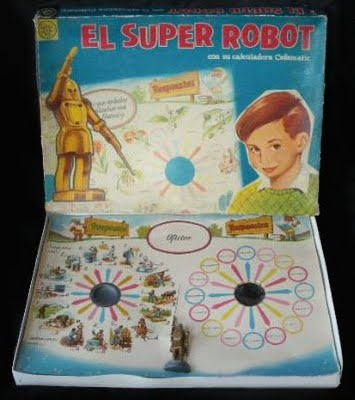 El súper Robot