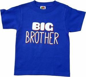 NWT-Ann-Arbor-T-Shirt-Co-Little-Boys-Cute-Big-Brother-Print-Toddler-Shirt-4T