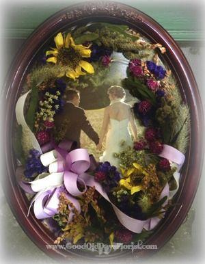 Used both methods-air dried flowers &  freeze dried flowers.  Wildflowers are wonderful to save.  #flowerpreservation   #preserved flowers www.GoodOldDaysFlorist.com