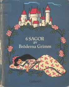 Omslag jag minns... Bröderna Grimm