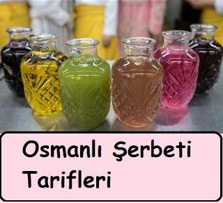 Wie macht man ein osmanisches Sorbet zu Hause?