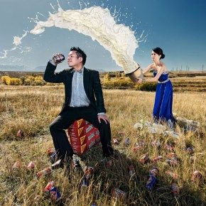5 Of The Most Creative Wedding Photographers In Asia - http://www.theweddingnotebook.com/inspirations/5-of-the-most-creative-wedding-photographers-in-asia/
