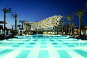 5 Star Concorde De Luxe Resort – Turkey