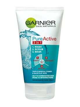 garnier pure active 3 in 1 - Google Search