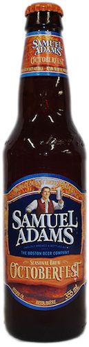 Samuel Adams Octoberfest (Massachusetts)