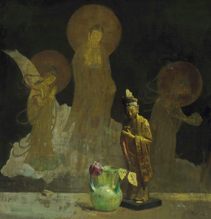 Truth in the Bright Light of Day: Hovsep Pushman i: Still Lifes