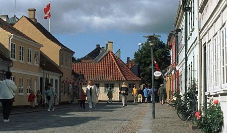 The H C Andersen Museum