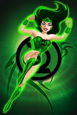 Green Lantern Wonder Woman