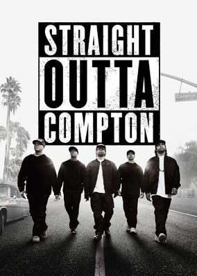 Straight Outta Compton (2015) - In the mid-1980s, rap group N.W.A. bursts from the mean streets of Compton, revolutionizing hip-hop culture with its raw, provocative authenticity.