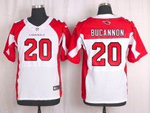 Arizona Cardinals #20 Deone Bucannon White Elite Jersey