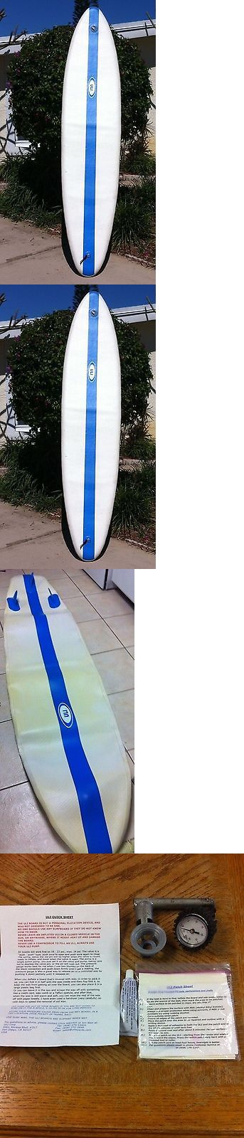 Surfboards 22710: Surfboard Uli Inflatable 8 6 Tri Fin Travels With No Excess Baggage Charges. -> BUY IT NOW ONLY: $549 on eBay!