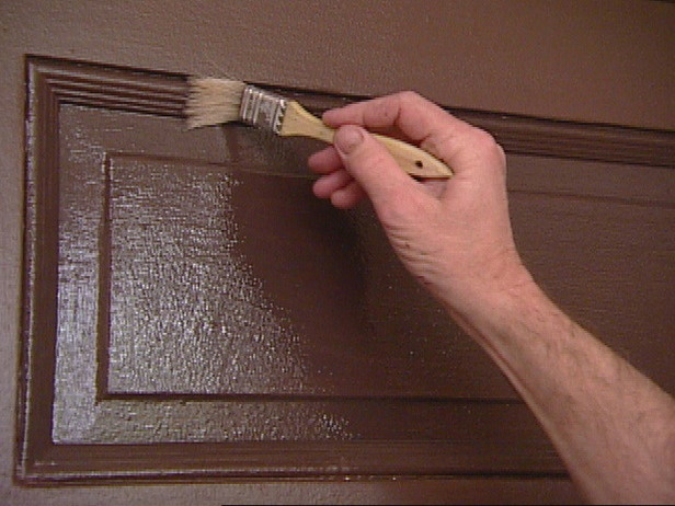 How To Paint Faux Wood Grain Diy Indoors Pinterest
