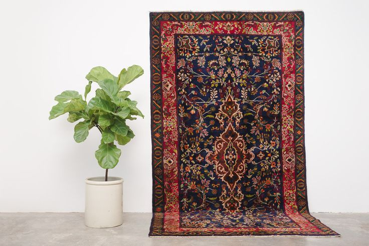 5x8.5 Afghan Rug   TARANA