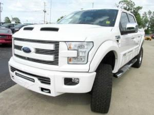 Lifted Truck For Sale 2017 Ford F150 Lariat FTX in Illinois