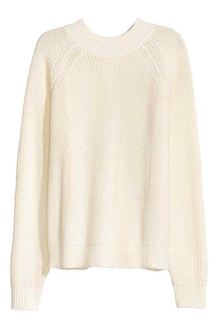 Sweter z półgolfem | H&M