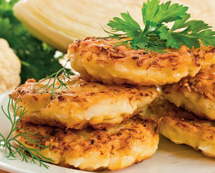 A rántott karfiol próbáld ki ezt a csodás receptet! Nagyon finom és pikk-pakk összedobható! A kezdő háziasszonyok is könnyedén elkészíthetik! Hozzávalók: 1 fej karfiol (kb. 1 kg) 3 gerezd fokhagyma 2 tojás 3 evőkanál zsemlemorzsa kevés...