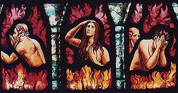 La tradición sostiene que Nuestro Señor Jesucristo le entregó a Santa Gertrudis una oración para liberar 1000 almas del purgatorio