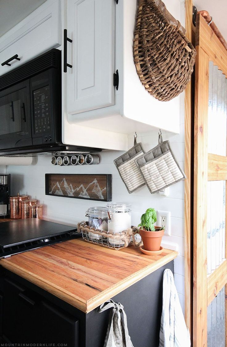 High Quality Best 20+ Rv Kitchen Remodel Ideas On Pinterest | Decorating An Rv, Rv  Interior Remodel And Camper Bathroom