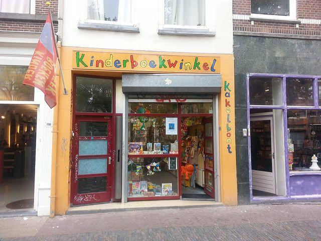 Kinderboekwinkel Kakelbont