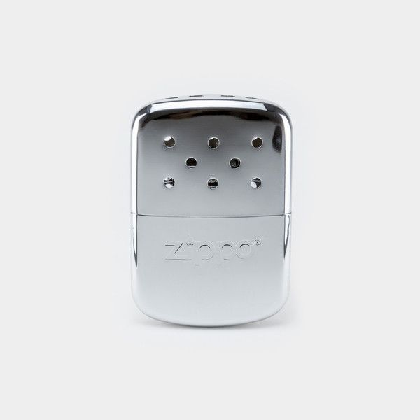 Zippo Hand Warmer. Essential equipment for a northern winter.