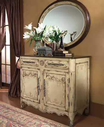 Artvilla aged furniture provence style furniture for Furniture 0 interest