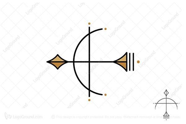 Bow & Arrow Logo