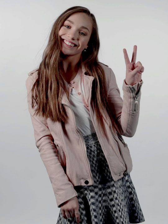 Maddie Ziegler for USA Today