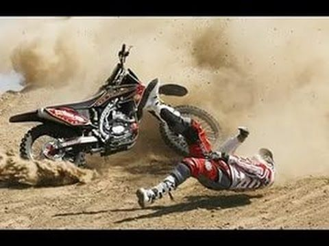 FUNNY EPIC FAILS AND BRUTAL SCARY MOTOCROSS CRASHES 2017 #3