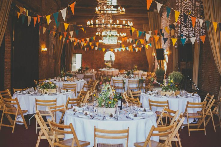 Our beautiful wedding barn