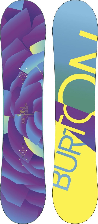 Burton Snowboards - Burton Feelgood Smalls Snowboard 130