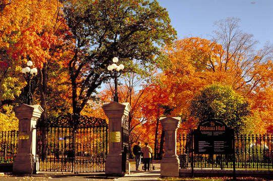 Top 10 public gardens in Canada (© Ottawa Tourism)