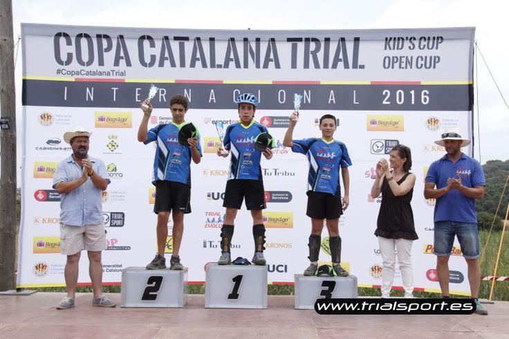 Copa Catalana Trial 2016 #3 St Antoni de Vilamajor