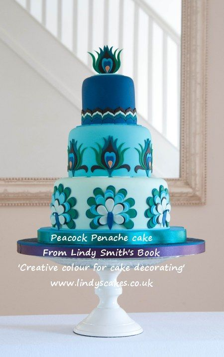25+ best ideas about Peacock cake on Pinterest Peacock ...