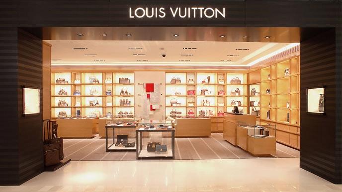 25 Best Louis Vuitton Stores Worldwide Images On Pinterest