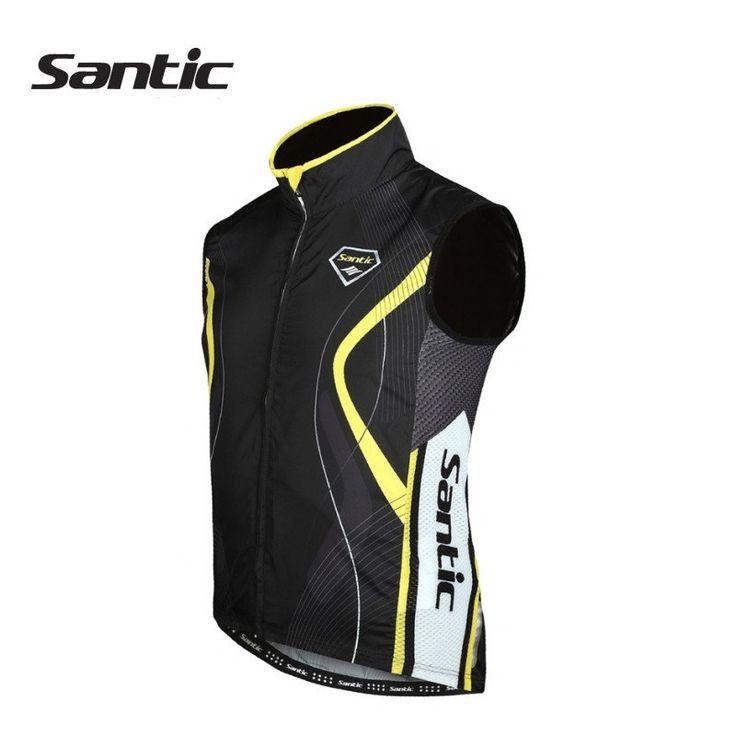 Cycling Jacket Men Windproof Cycling Vest Sleeveless Mtb Road Bike Bicycle Jacket/Jersey Sports Waistcoat Cycle Clothing