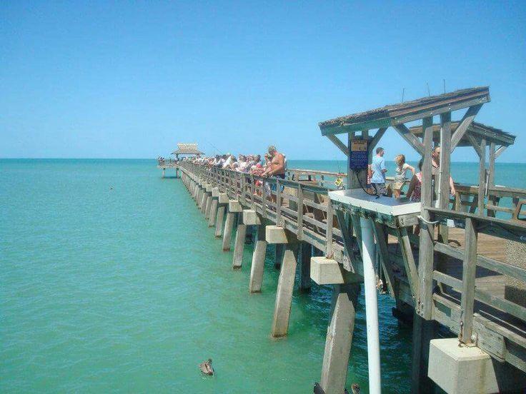Naples Pier,  SW Florida