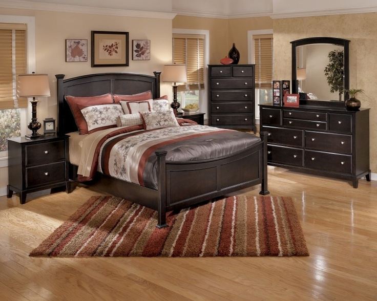 Chelton Poster Bedroom Set by Signature Design by Ashley Furniture 61 best Furniture images on Pinterest   Home  Bedroom furniture  . Ashleys Furniture Bedroom Sets. Home Design Ideas